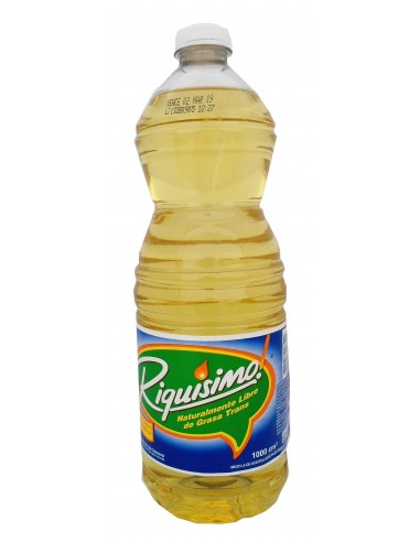 ACEITE RIQUISIMO 1000 ML