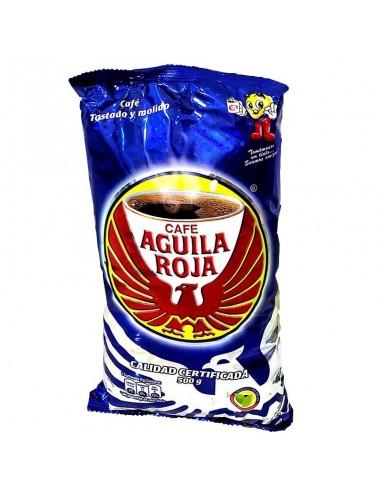 CAFÉ AGUILA ROJA 500 GR