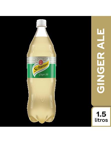 GASEOSA GINGER ALE 1.5 L