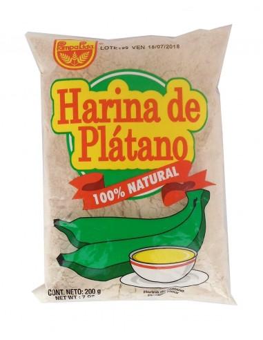 HARINA DE PLATANO PAMPERA 200 G