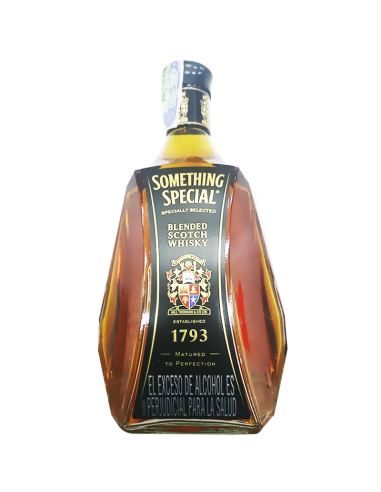 WHISKY SOMETHING SPECIAL 1 LT