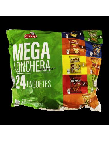 FRITOLAY MEGA LONCHERA 24 UND