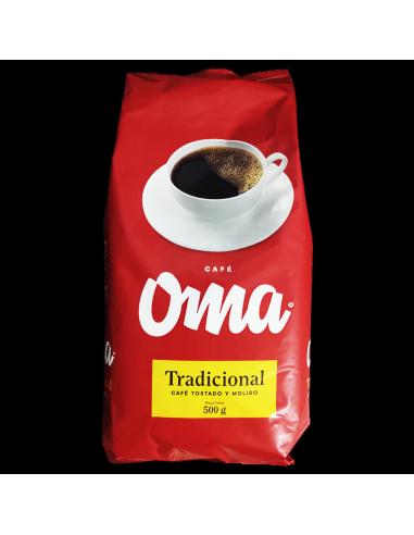 CAFÉ OMA TRADICIONAL 500 G